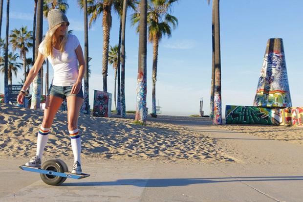 One Wheel: самобалансирующийся электрический скейт