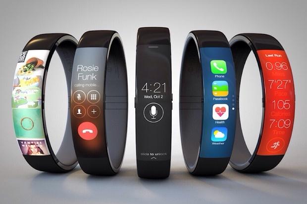 Опубликовано видео концепта «умных» часов Apple