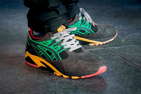 "Кроссовки Packer Shoes x ASICS Gel-Kayano Trainer ""All Roads Lead to Teaneck"""