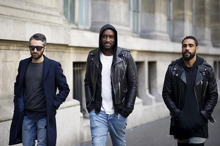 Уличный стиль: Неделя моды в Париже Осень/Зима 2014. Часть V