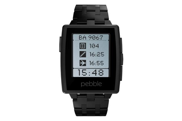 CES 2014: Pebble представили металлические часы