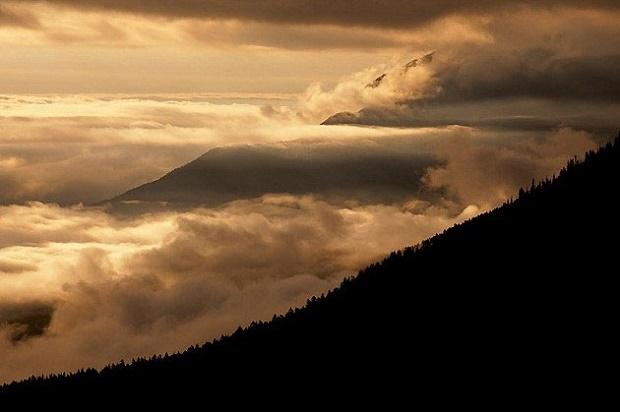 Пейзажные фотографии Йена Планта