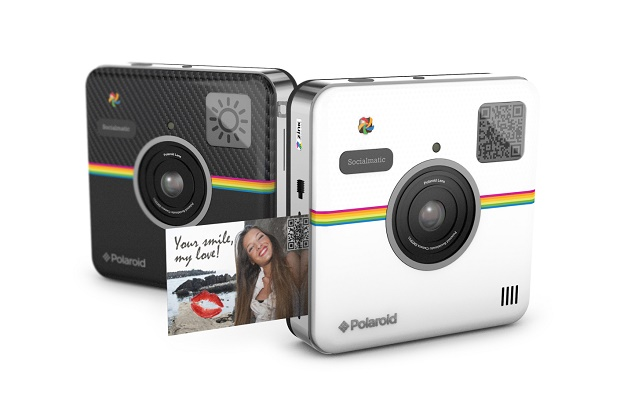 CES 2014: Polaroid анонсировала камеру Socialmatic