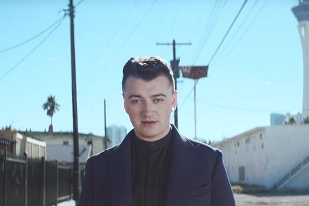 Премера видеоклипа Sam Smith - Money On My Mind