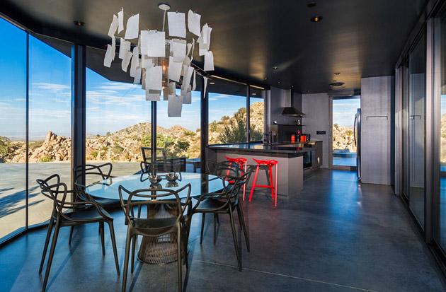 Резиденция The Black Desert в национальном парке Джошуа-Три