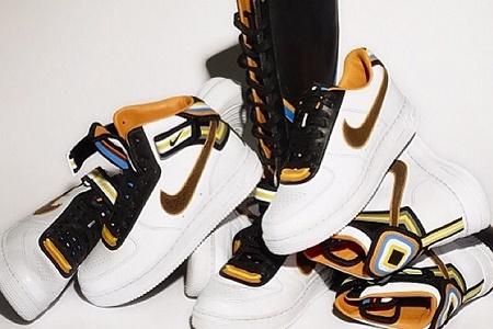 Рикардо Тиши для Nike: первый взгляд