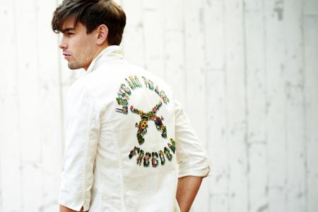 Лукбук коллекции одежды марки roar Весна/Лето 2014