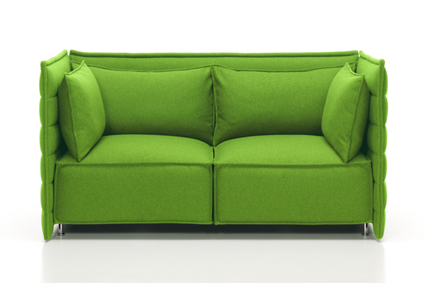 """Дизайнерская мебель """"Alcove Plume"""" от Ронана и Эрвана Буруллеки"""