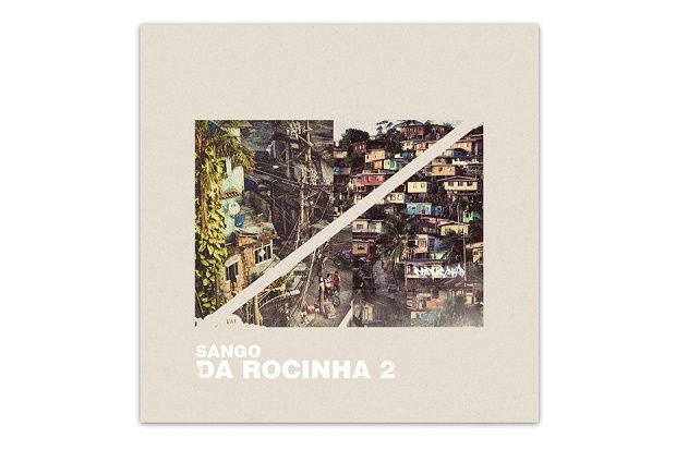 Новый альбом Sango – Da Rocinha 2