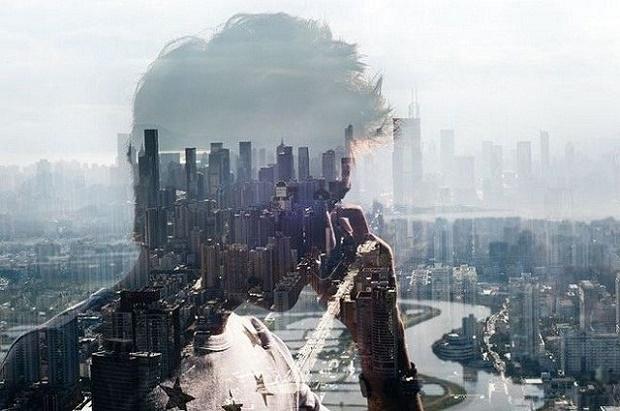 Силуэты городов от Джаспера Джэймса