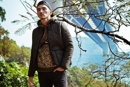 Лукбук коллекции одежды марки Staple Весна 2014