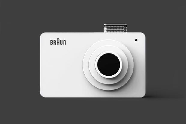 Фотокамера Braun-Inspired от Дитеру Рамса