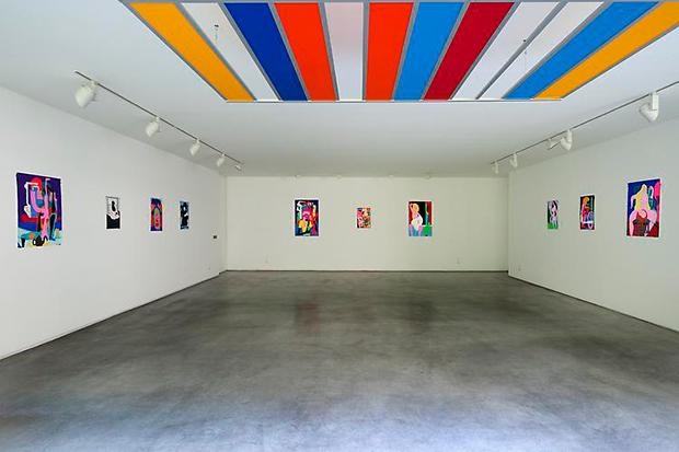 """Новая выставка Тодда Джеймса """"Business as Usual"""" в Испании"""
