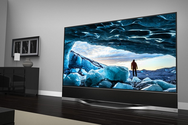 CES 2014: Vizio показала 120-дюймовый Ultra HD-телевизор серии Reference