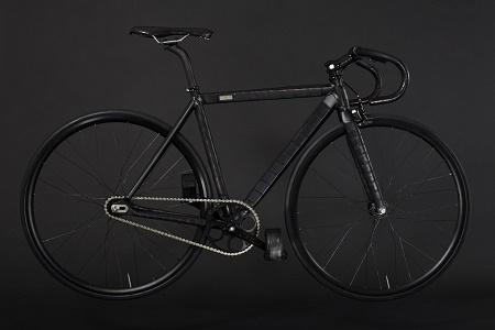 Велосипед из крокодиловой кожи от WLWC