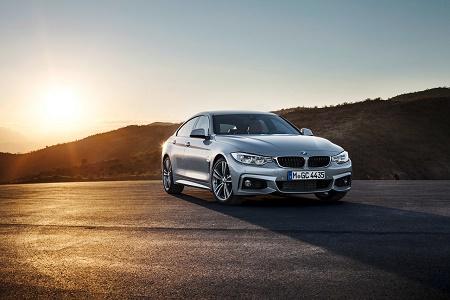 BMW 4-серии Gran Coupe 2015: первые подробности