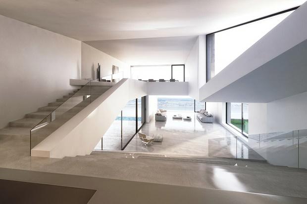 Проект современного дома Casa Mi от Studio Daluz/Gonzalez Architekten