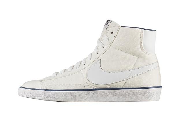 Кроссовки A.P.C. x Nike Blazer Весна/Лето 2014
