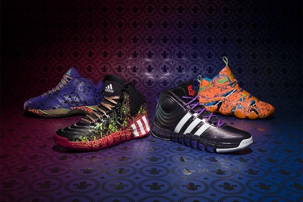 Кроссовки adidas Basketball 2014 All-Star