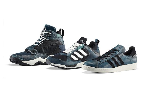 """Коллекция кроссовок """"Streetwear"""" от adidas Originals Весна/Лето 2014"""