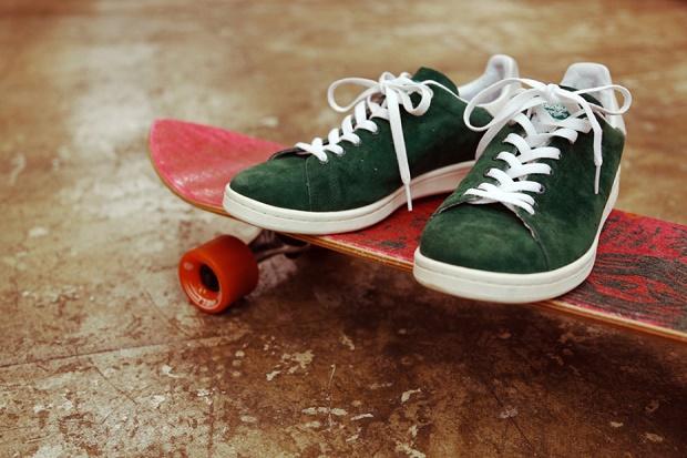 Кроссовки adidas Originals Stan Smith Skateboarding