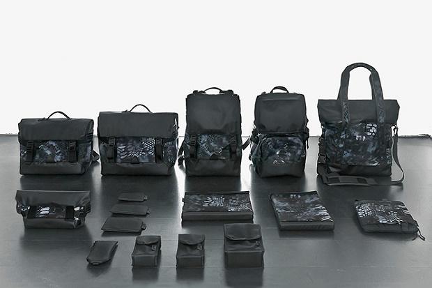 Коллекция bagjack Stealth Tec NXL