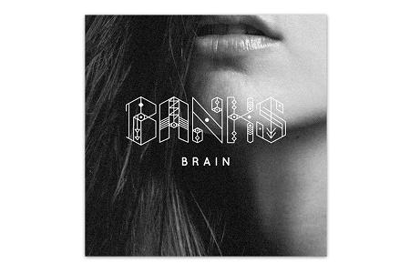 Премьера нового сингла Banks & Shlohmo – Brain