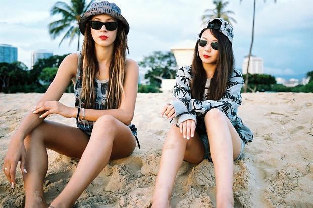 Лукбук коллекции одежды марки Cityfellaz Весна/Лето 2014