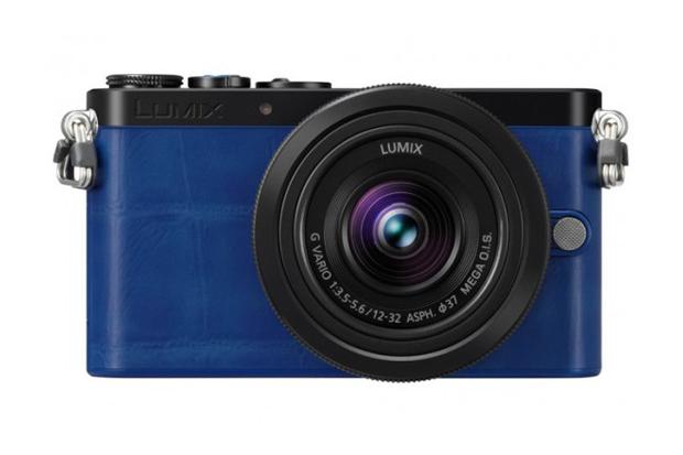 Panasonic и colette выпустили кожаную камеру Lumix GM1