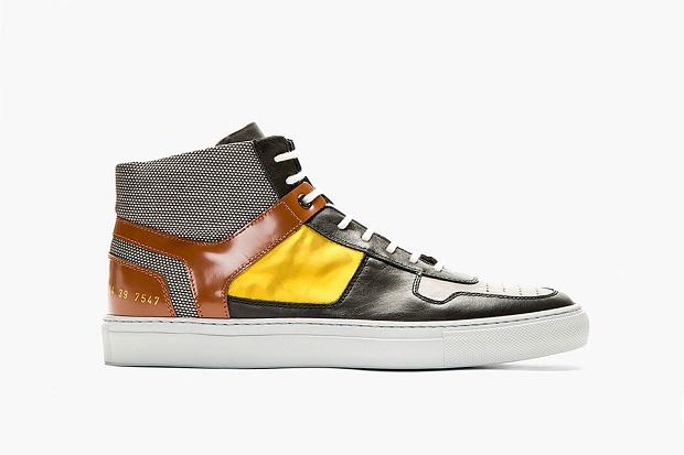 Совместная коллекция обуви Common Projects x Tim Coppens Весна/Лето 2014