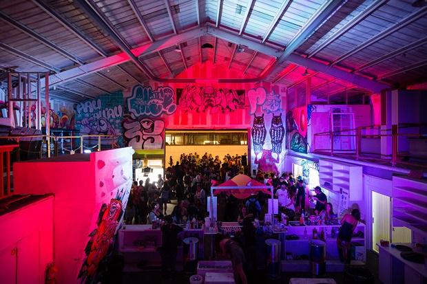 Фестиваль POW! WOW! 2014 в Гонолулу