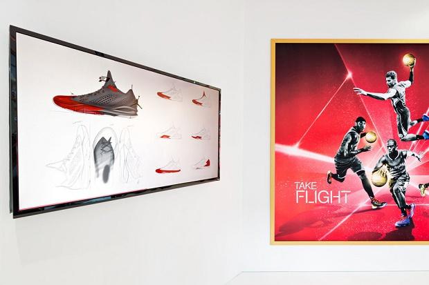 Два новых магазина Jordan Brand Flight Lab в Новом Орлеане