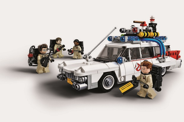 Опубликованы первые фотографии набора «Охотников за привидениями» LEGO