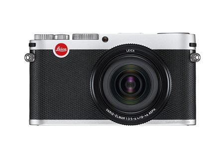 Новая Leica X Vario в серебряном корпусе