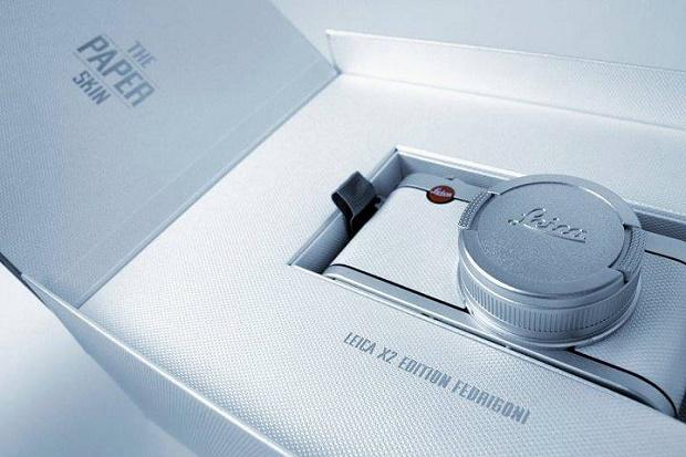 Коллаборация Leica X2 и Fedrigoni 2014