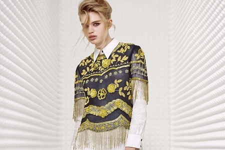 Лукбук коллекции одежды марки Urban Outfitters Весна/Лето 2014