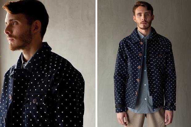 Лукбук новой коллекции одежды adidas Originals by 84-Lab Весна/Лето 2014