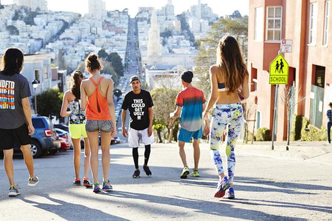 "Лукбук весенней коллекции одежды ""Without Walls"" от Urban Outfitters 2014"