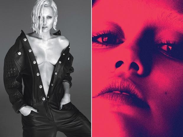 Майли Сайрус для W Magazine Март 2014