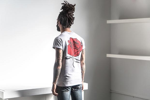 """Коллаборация """"Roses"""" от Markeidric Walker x Wish Atlanta 2014"""