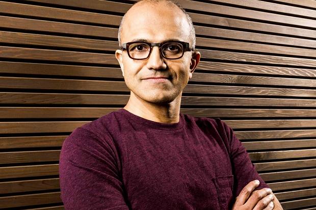 Сатья Наделла занял пост CEO Microsoft