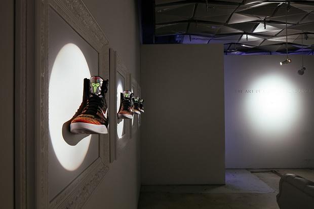 Презентация Nike Kobe 9 Elite в Шанхае