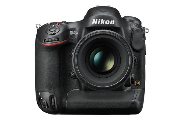 Представлена полнокадровая зеркальная камера Nikon D4S