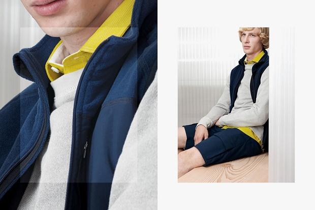 Лукбук коллекции одежды марки Norse Projects Весна 2014