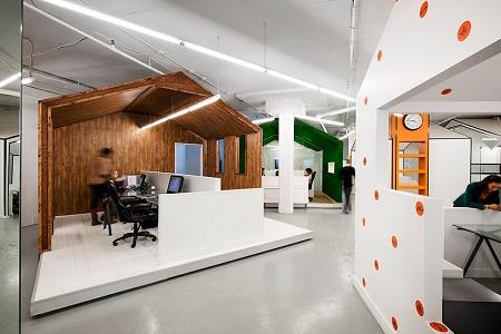 Офис BICOM Communications в Монреале