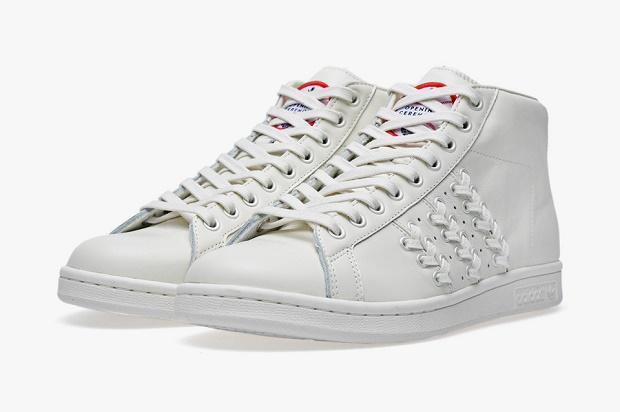 """Кеды Opening Ceremony x adidas Originals """"Baseball"""" Stan Smith"""