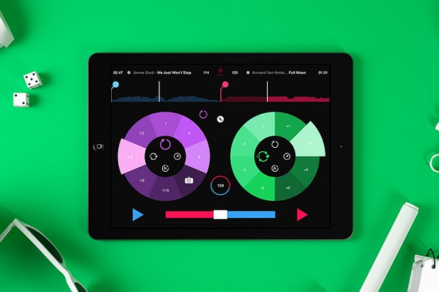 Pacemaker – новое DJ-приложение для iPad