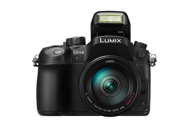 Беззеркальная камера Panasonic Lumix DMC-GH4 DSLM 4K