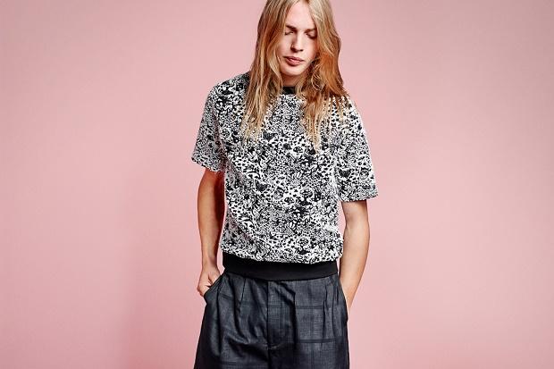 Превью новой коллекции одежды Paul Smith Весна/Лето 2014