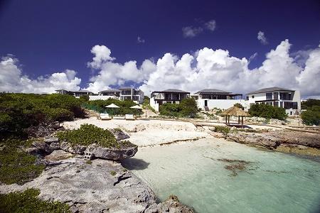 Роскошные виллы Kamique на острове Ангилья